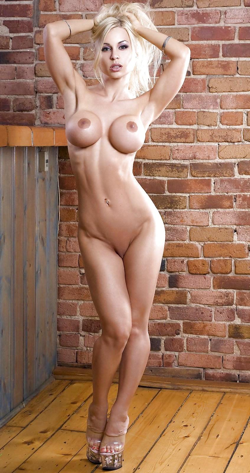 Big boobs on a tight body