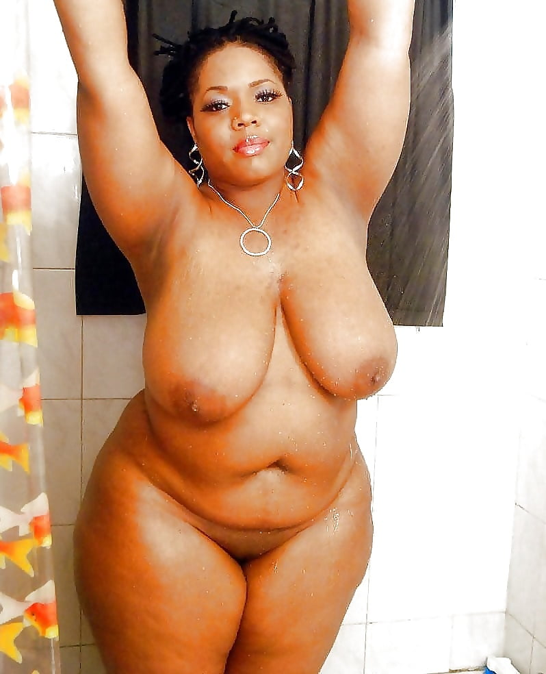 Real hot nude black bbw #12