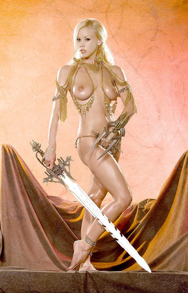 Warrior Women Bondage