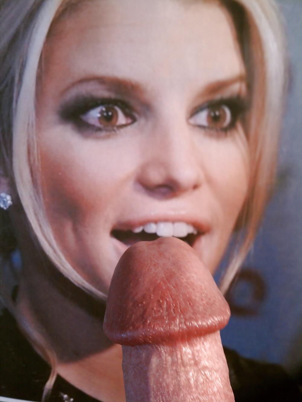 Jessica simpson look alike pornhub