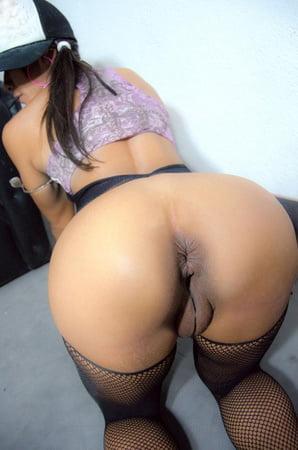 Girls with huge ass holes