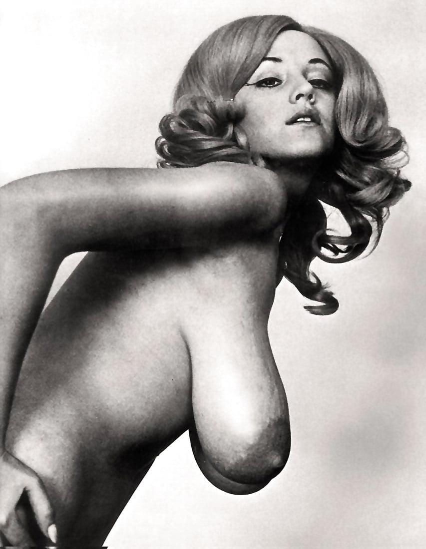 Vintage Big Boob Picture, Vintage Bondage Picture