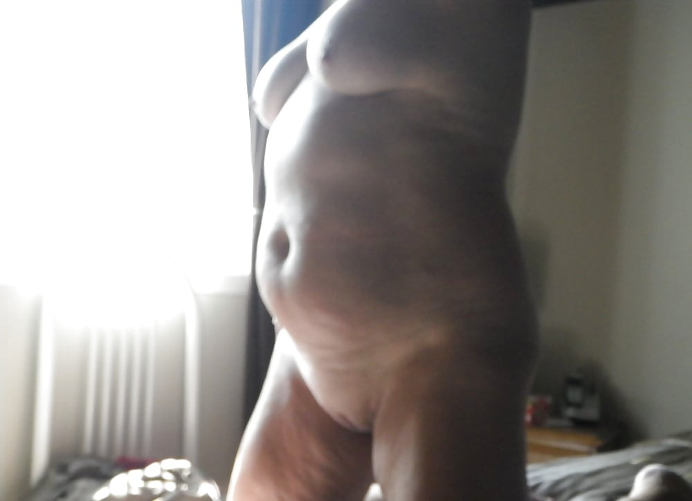 Naughty bbw shannon naked around the house