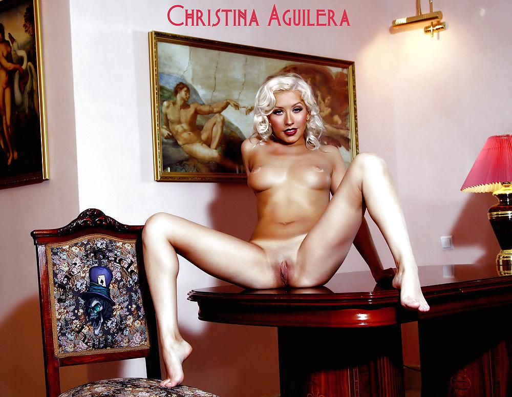 Christina aguilera nude photos naked sex pics