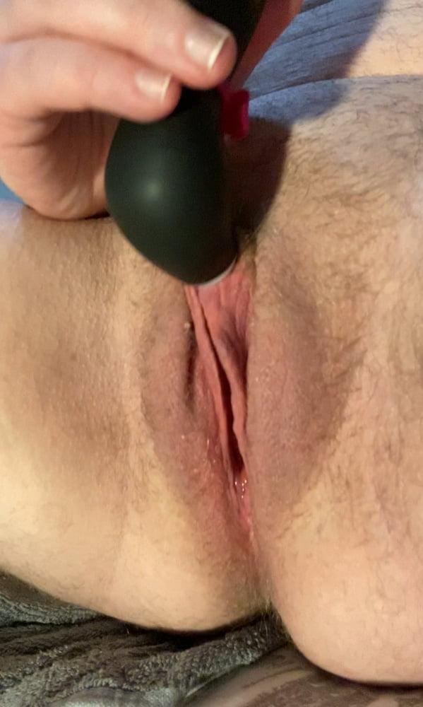 Wet swollen pussy . .