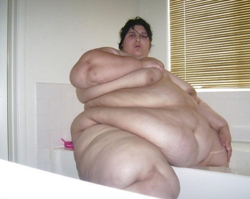 Очень толстые жирные ню 7