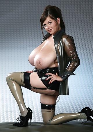 Big Tits Leather