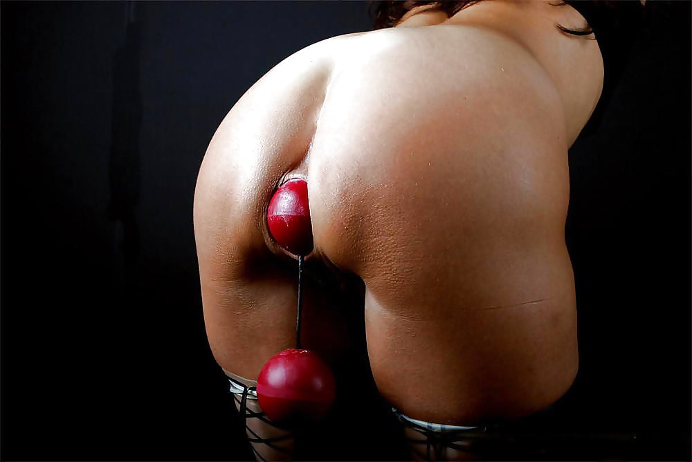 Anal balls porn pics