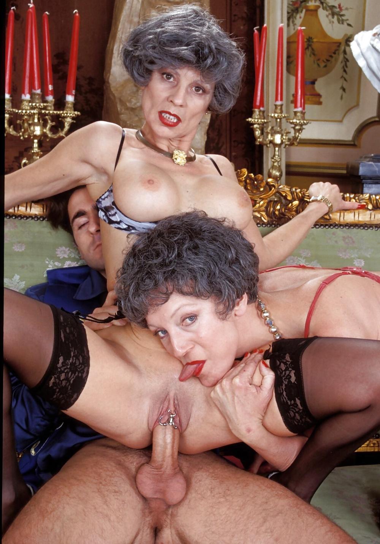 Oldies sex