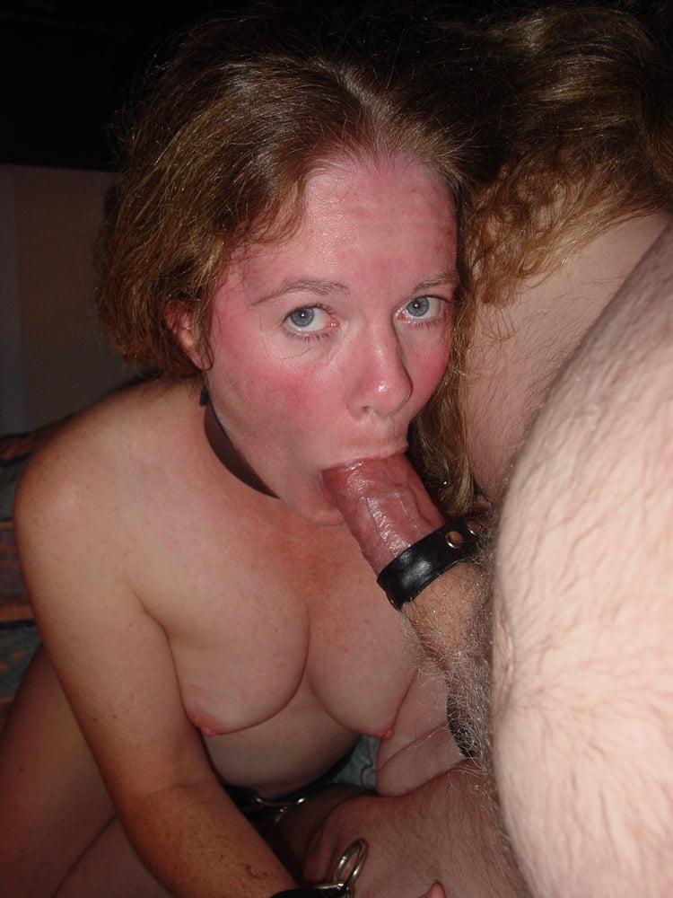 Cock slut with eye contact