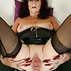 62 year old granny Zadi from OlderWomanFun
