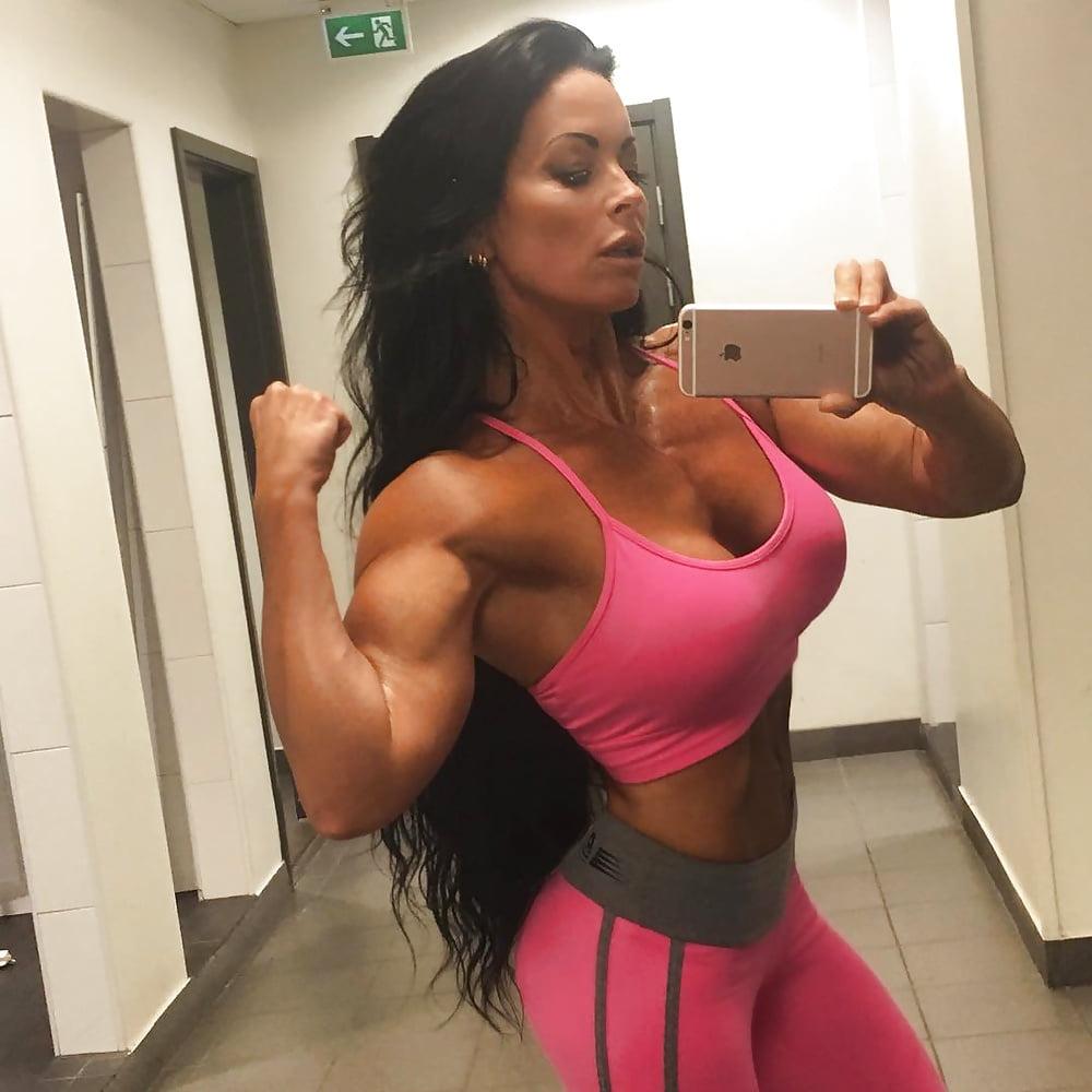 Adriana Kuhl Porn brawny female bodybuilder adriana kuhl - 6 pics   xhamster