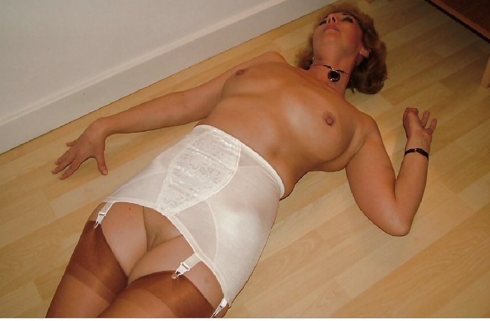 Women in girdles pictures porn, cum on tits compilation video