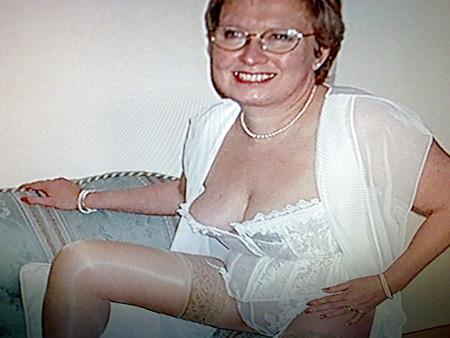 Scharfe Ehefrau