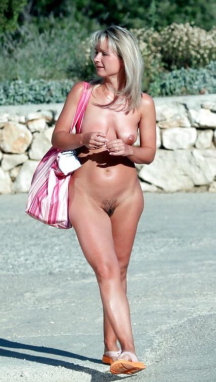 Nudist naturist beach.
