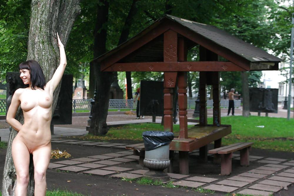 Le park naked porn