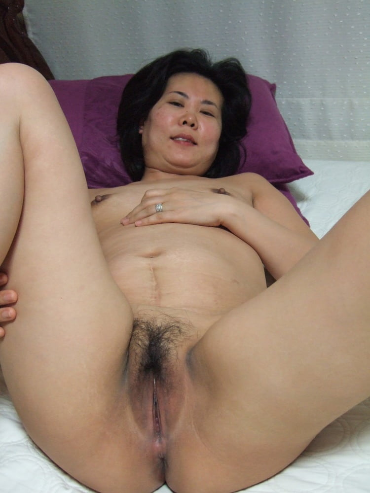 Old asian wives #8
