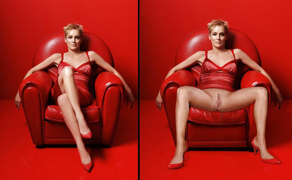 Sharon stone nude photos sex scene pics