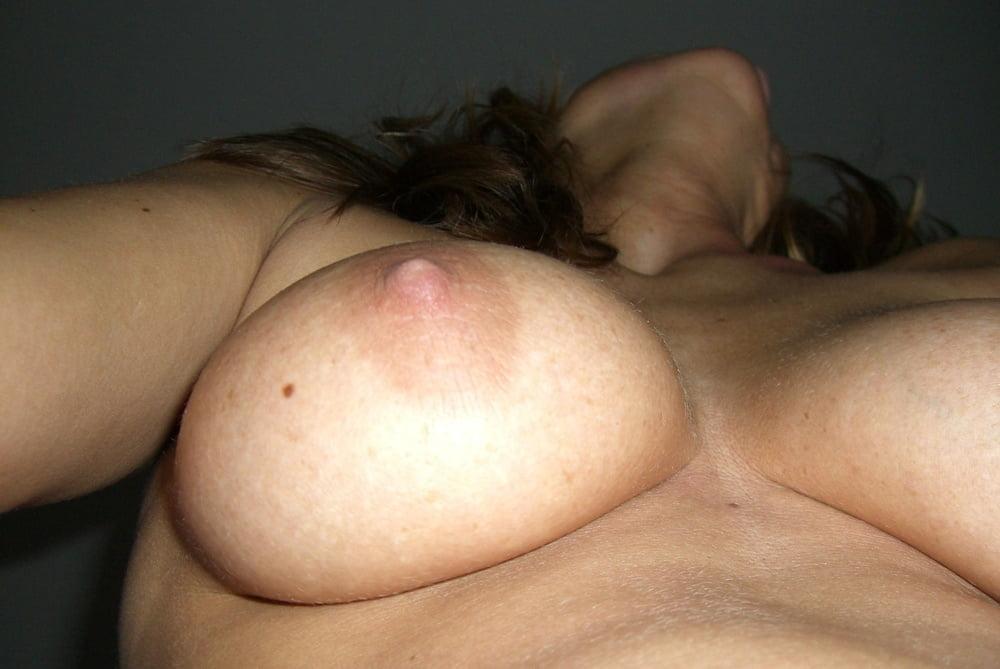 My wife's big boobs and nipples