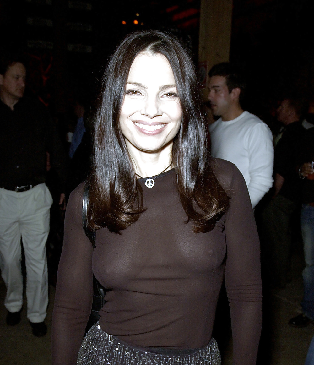 Commit Fran drescher naked pictures think, that