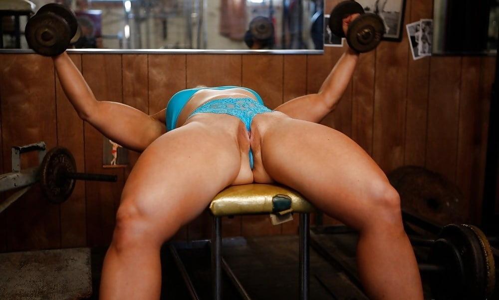 Красивый секс женский фитнес порно русскую