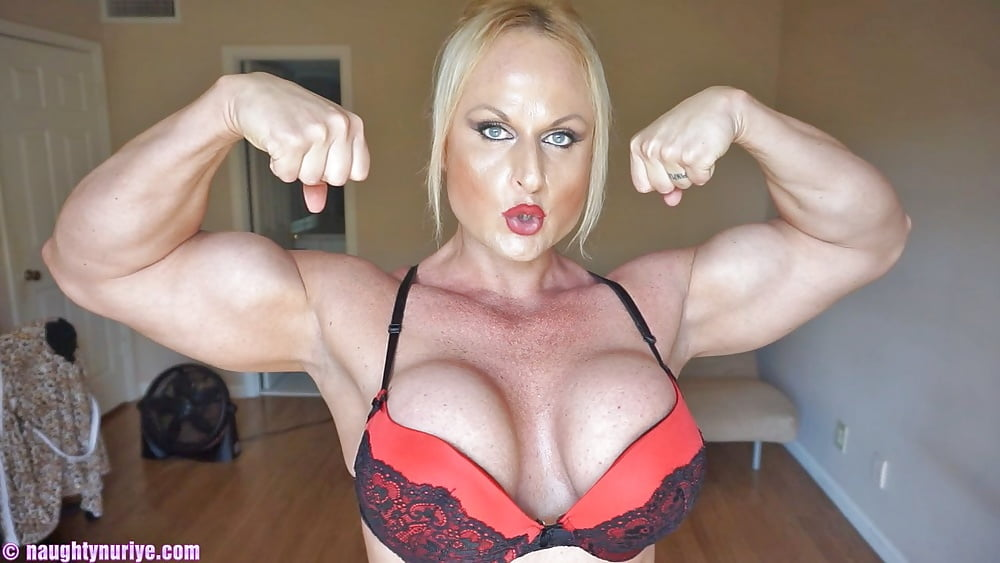 Most Popular Bodybuilders Pics On Muscle Girl Flix