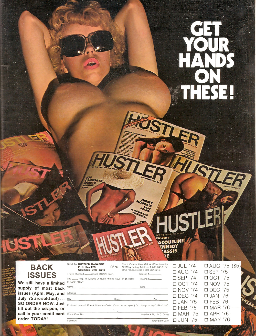 Hustler a day in the life of a gynecologist — 15