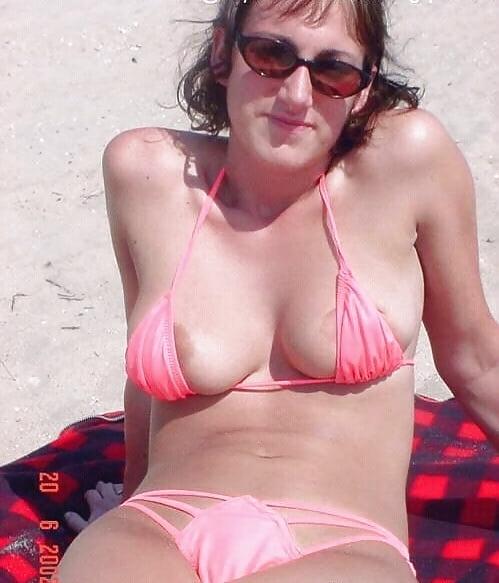 Milf beach amateur-1395