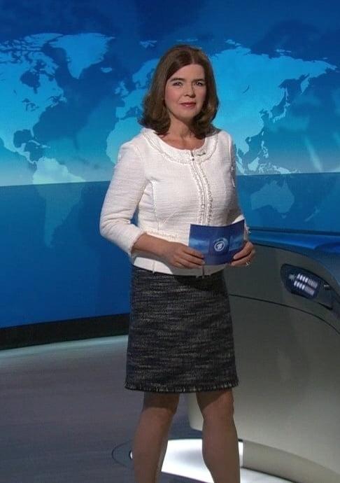 Nackt  Susanne Daubner TV