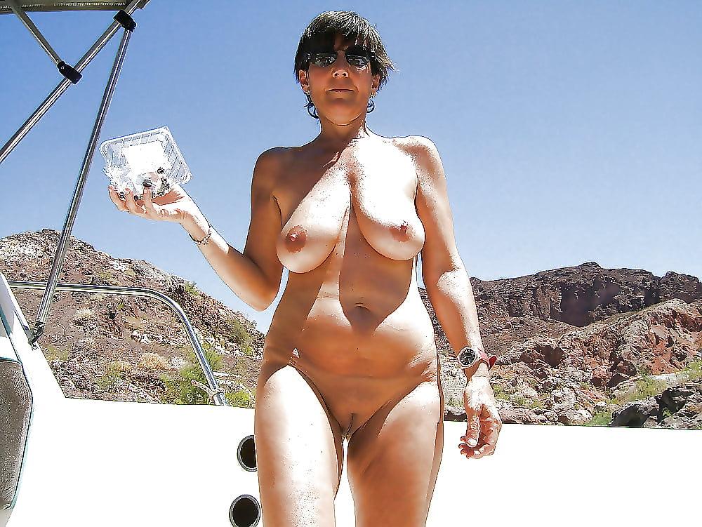 Photo of brunette erotic