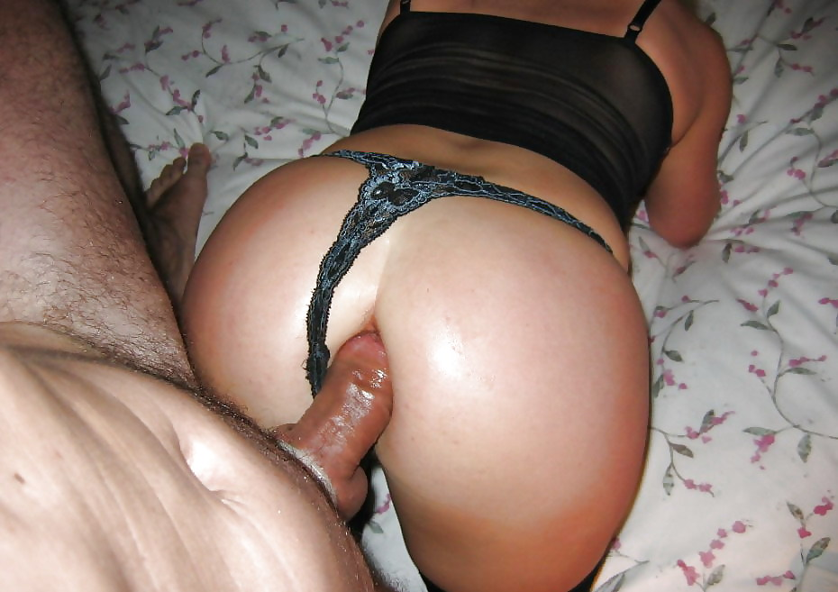 Fuck my wife asshole