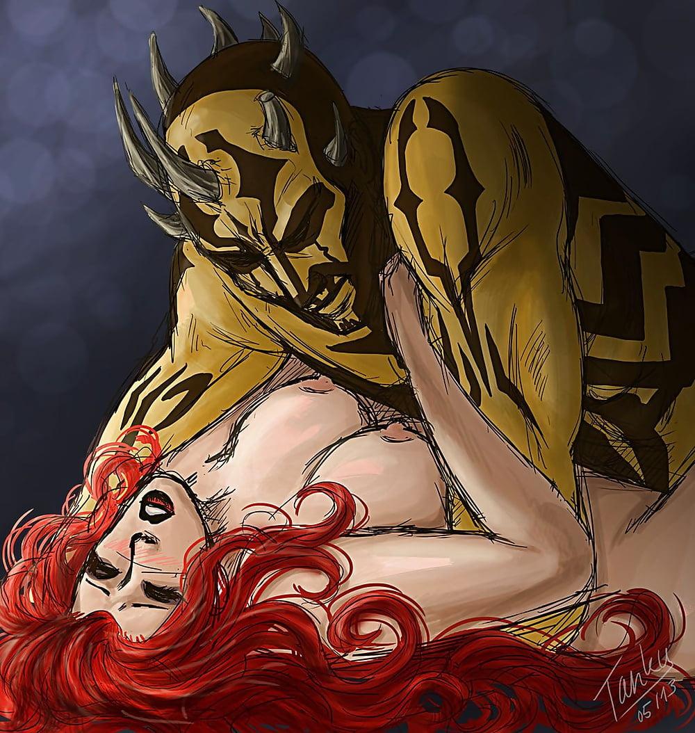 Груди моей герцогиня мандалора порно