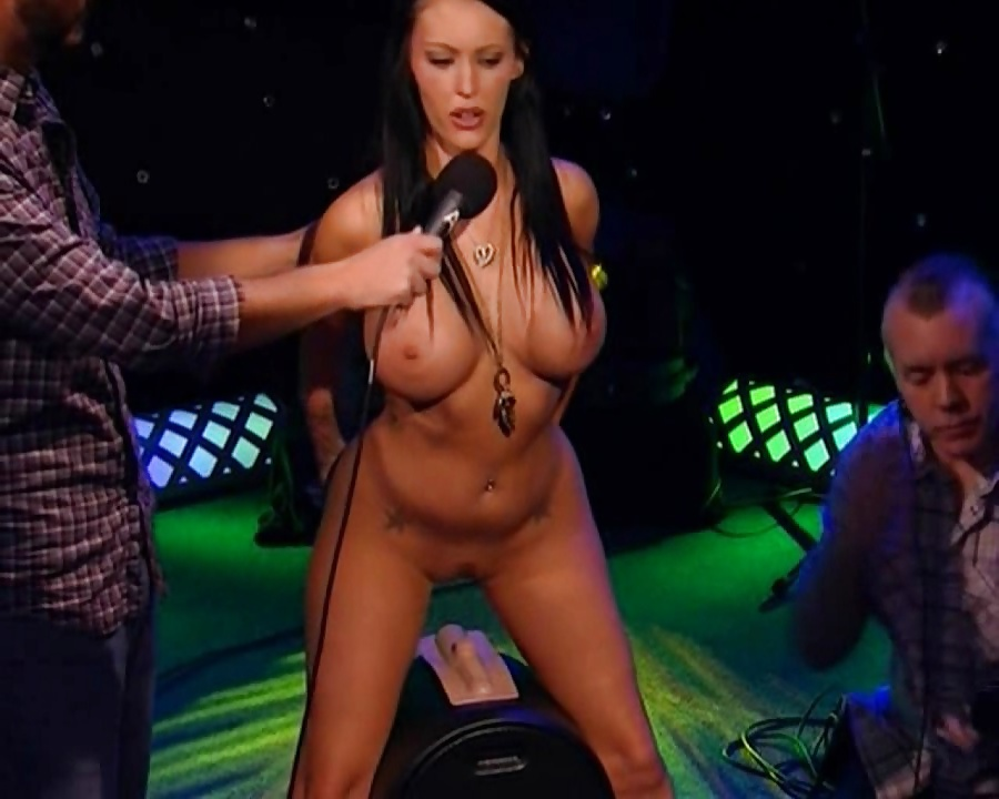 Naked girls of the howard stern show