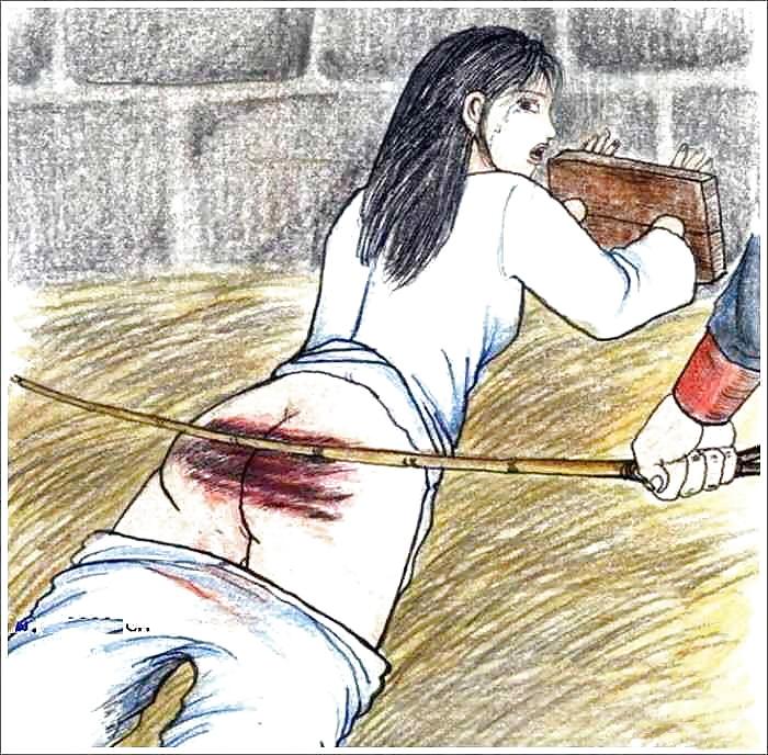 Bdsm spanking paddling free porn images