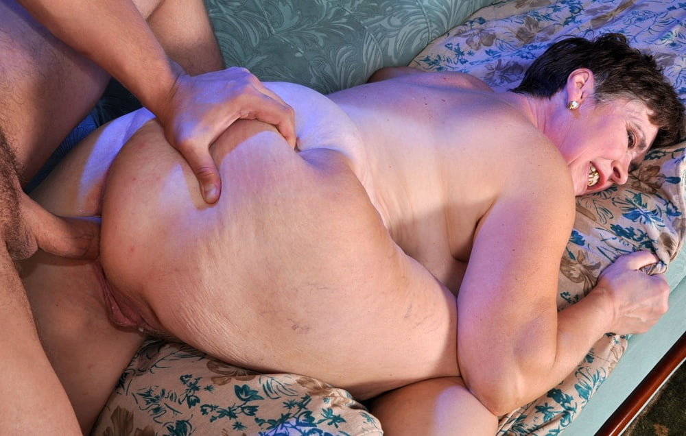 Videos old woman anal fuck — 8