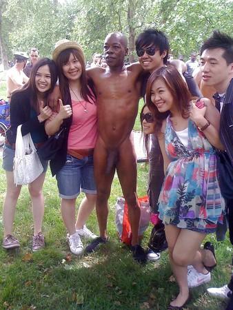 interracial men Naked