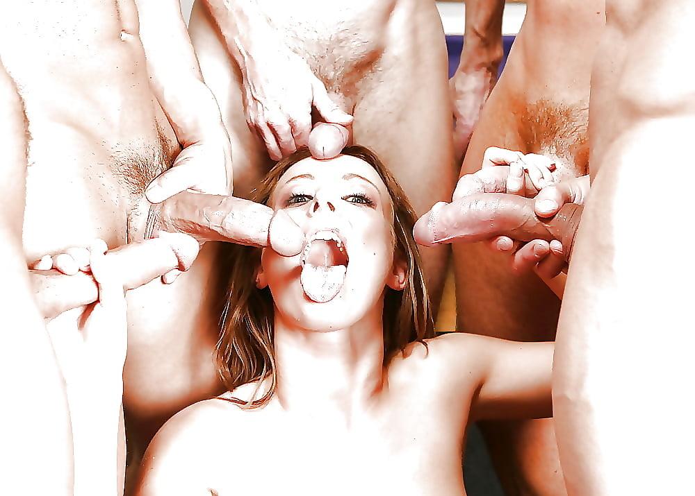 Порно ганг банг гимнастки