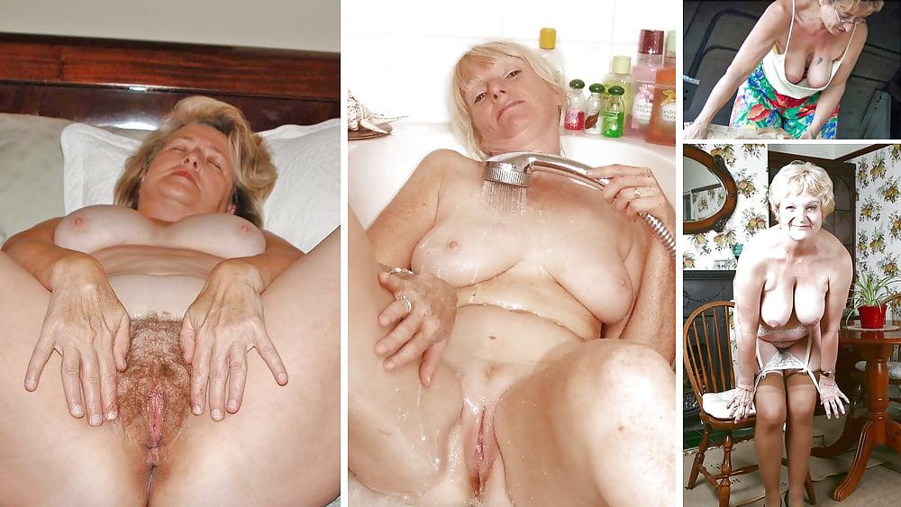 Milf video mature aged greene naked boobs