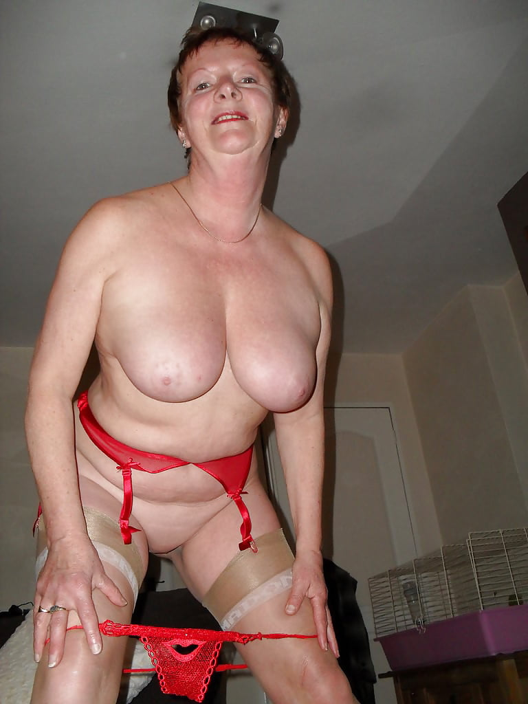 Mature women pegging men