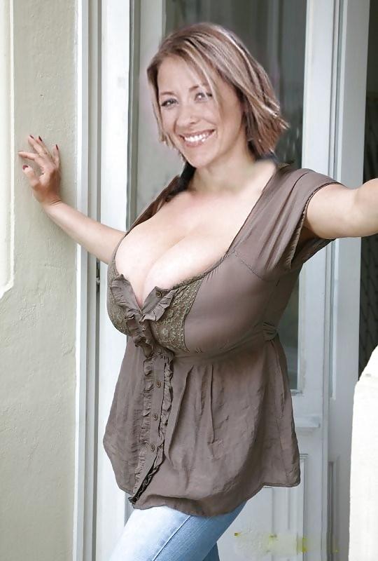 Sarah beeny nipples and huge tits