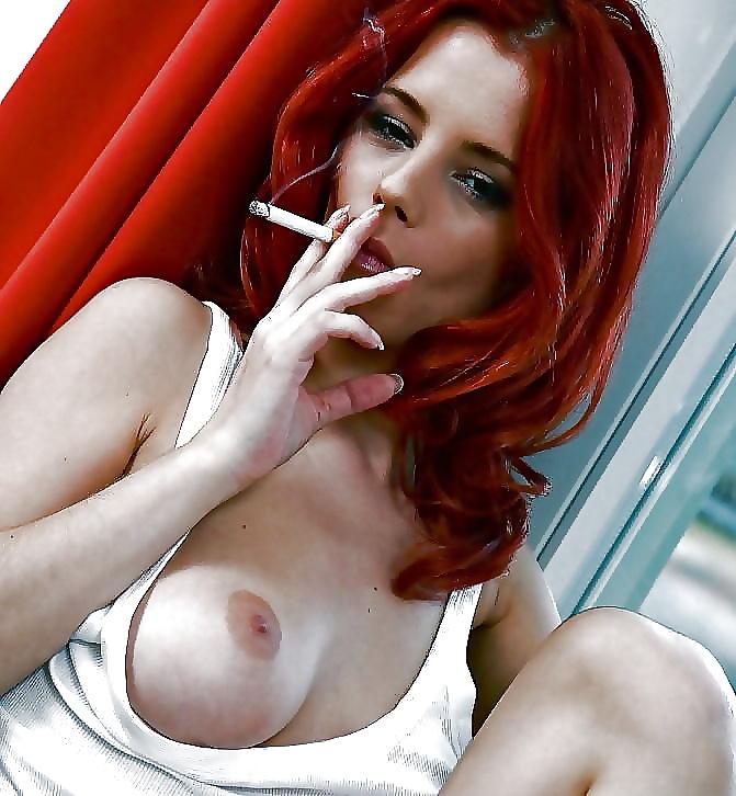 Smoking girl cliparts, stock vector and royalty free smoking girl illustrations