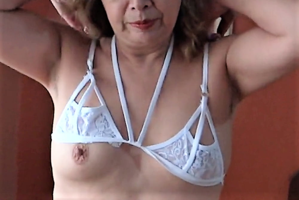 MY HAIRY WIFE, WATCH HER VIDEOS TOO - 59 Pics