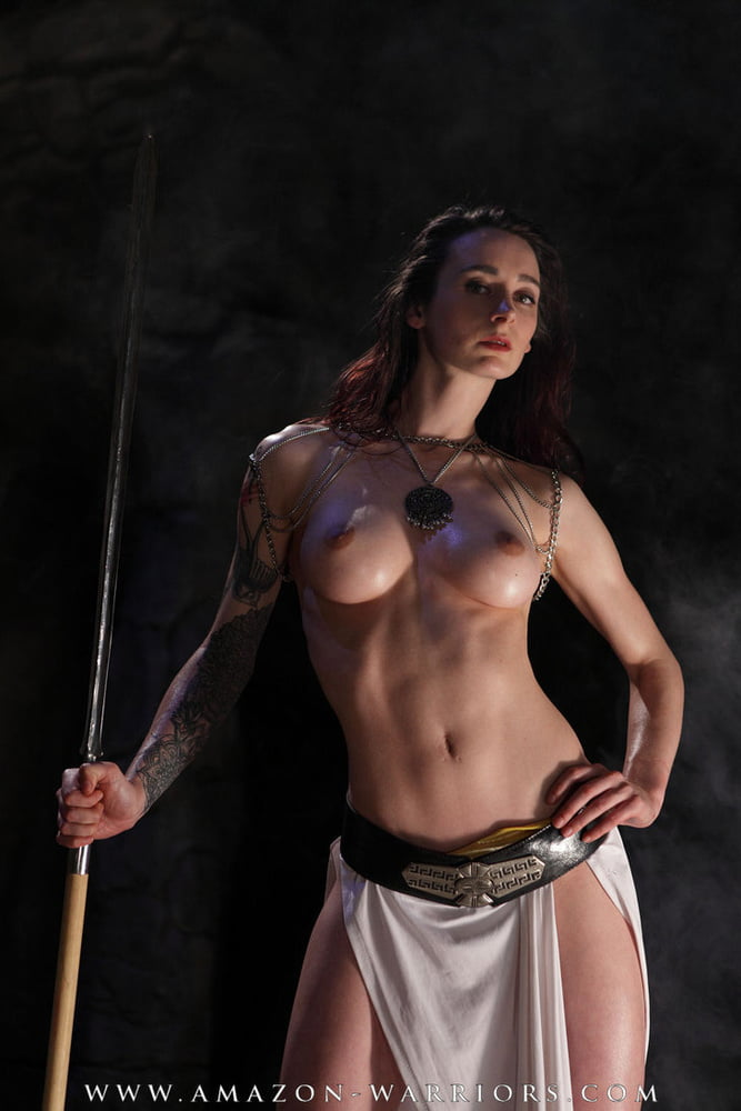 Hottest women warriors porn plunked