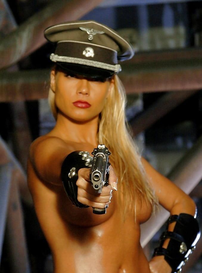 nazi-dildo-gun-girls