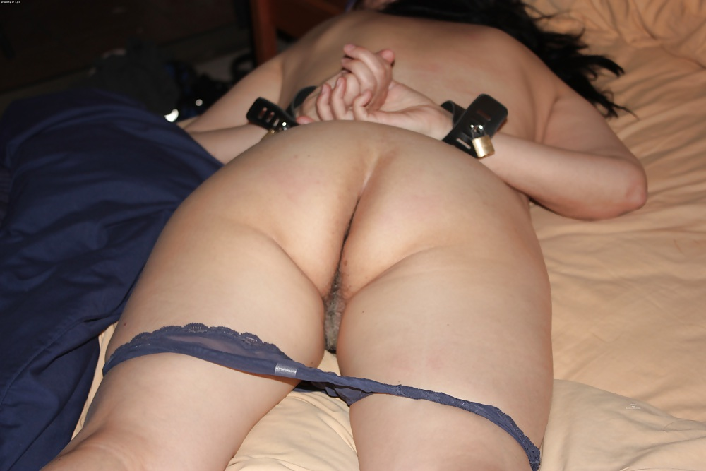Amateur Panties Pulled Down Bang 1