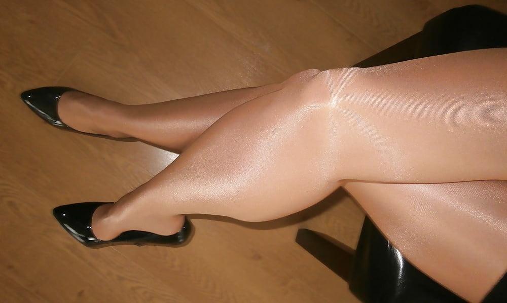 Fetish mature photo sex stocking