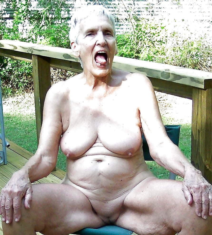 Old grandmothers nude — img 13