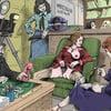Drawings cartoons art 66