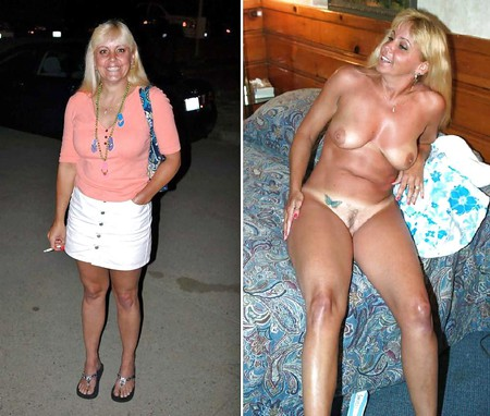 Before after 309. (Older women special).