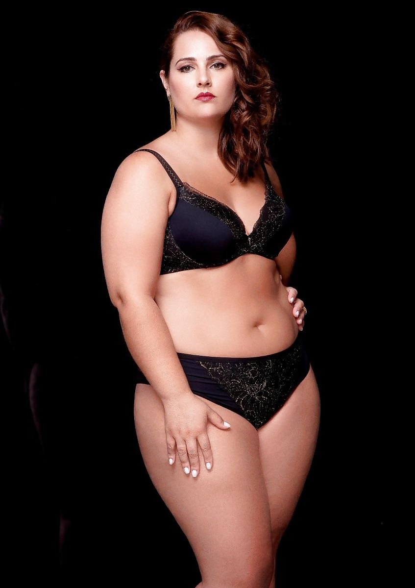 Up and coming abigail deal's big impact on the bbw community